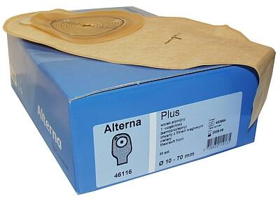 WOREK ILEO ALTERNA PLUS 46116