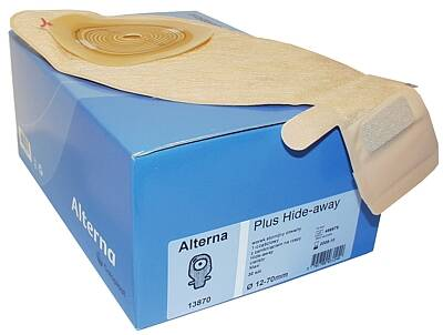WOREK ILEO ALTERNA PLUS HIDE-AWAY 13870