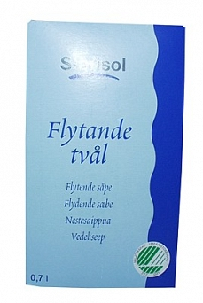 STERISOL SOAP 700 ML